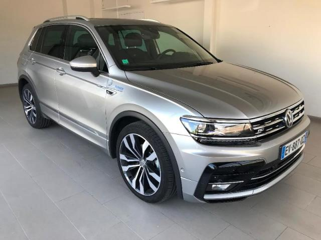 voiture occasion volkswagen tiguan 2 0 tdi 150ch carat exclusive dsg7 2018 diesel 13400 aubagne. Black Bedroom Furniture Sets. Home Design Ideas