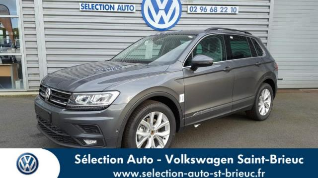 Voiture occasion volkswagen tiguan 2 0 tdi 150ch for Garage automobile saint brieuc