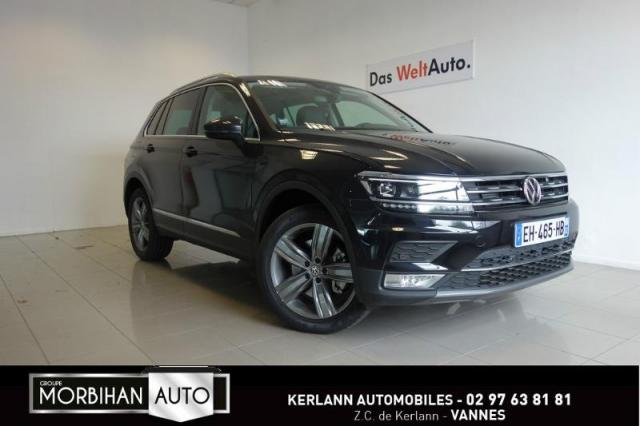 voiture occasion volkswagen tiguan 2 0 tsi 180ch bluemotion technology carat edition 4motion. Black Bedroom Furniture Sets. Home Design Ideas