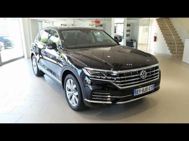 voiture occasion volkswagen touareg 3 0 v6 tdi 287ch carat exclusive 4xmotion tiptronic 2018. Black Bedroom Furniture Sets. Home Design Ideas