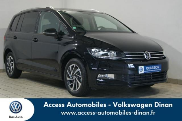 voiture occasion volkswagen touran 1 4 tsi 150ch bluemotion technology sound dsg7 7 places 2017. Black Bedroom Furniture Sets. Home Design Ideas