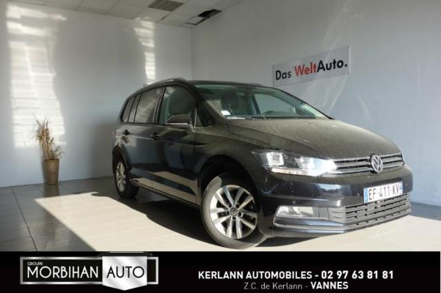 voiture occasion volkswagen touran 1 6 tdi 110ch. Black Bedroom Furniture Sets. Home Design Ideas