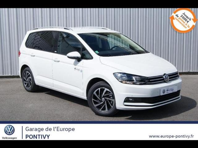 voiture occasion volkswagen touran 1.6 tdi 115ch bluemotion