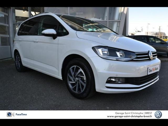 voiture occasion volkswagen touran 1 6 tdi 115ch bluemotion technology fap sound 7 places 2017. Black Bedroom Furniture Sets. Home Design Ideas