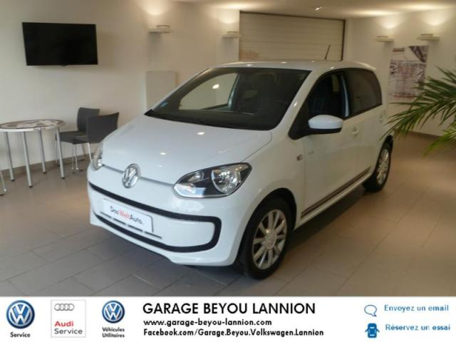 Voiture occasion volkswagen up 1 0 75ch move up 5p 2016 for Garage peugeot lannion 22300