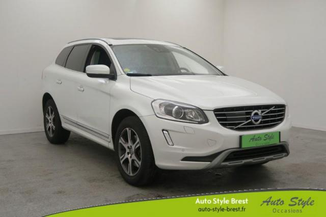 voiture occasion volvo xc60 d4 163ch xenium geartronic 2013 diesel 29200 brest finist re. Black Bedroom Furniture Sets. Home Design Ideas