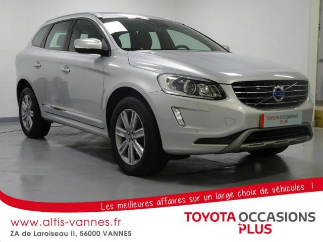 voiture occasion volvo xc60 d5 awd 220ch xenium geartronic 2015 diesel 56000 vannes morbihan. Black Bedroom Furniture Sets. Home Design Ideas