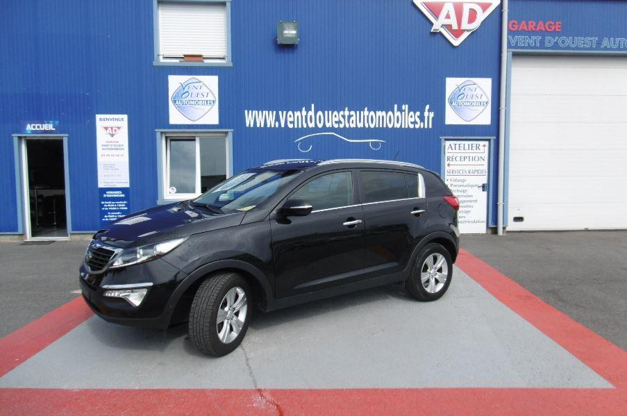 voiture occasion kia sportage 1 7 crdi 115 active 2013 diesel 44730 saint michel chef chef loire. Black Bedroom Furniture Sets. Home Design Ideas