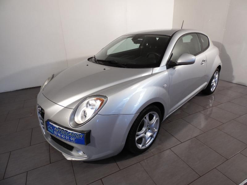 voiture occasion alfa romeo mito 1 3 jtd 90 2009 diesel 29200 brest finist re votreautofacile. Black Bedroom Furniture Sets. Home Design Ideas
