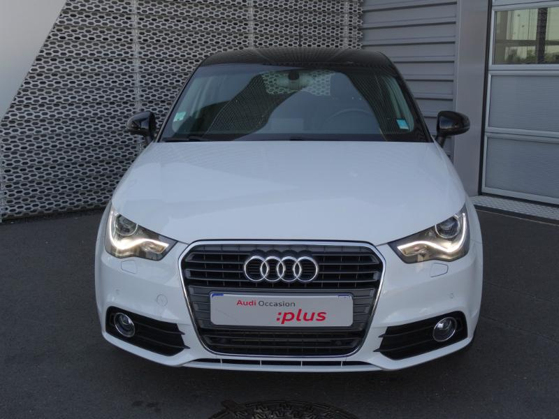 voiture occasion audi a1 1 6 tdi 105ch fap ambition luxe 2014 diesel 28630 nogent le phaye eure. Black Bedroom Furniture Sets. Home Design Ideas