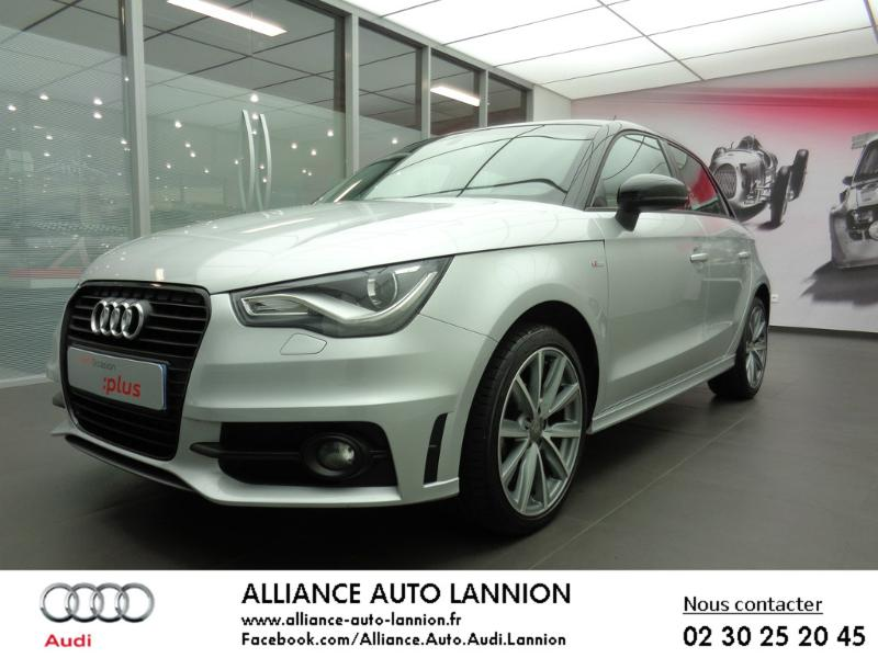 voiture occasion audi a1 1 6 tdi 90ch fap urban sport 2013 diesel 22300 lannion c tes d 39 armor. Black Bedroom Furniture Sets. Home Design Ideas