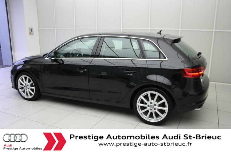 Voiture occasion audi a3 sportback 1 4 tfsi 150ch ultra for Garage automobile saint brieuc