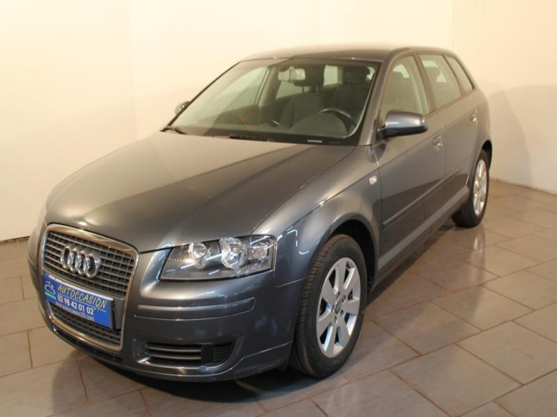 voiture occasion audi a3 sportback ii 2 0 tdi 140 ambiente 2008 diesel 29200 brest finist re. Black Bedroom Furniture Sets. Home Design Ideas