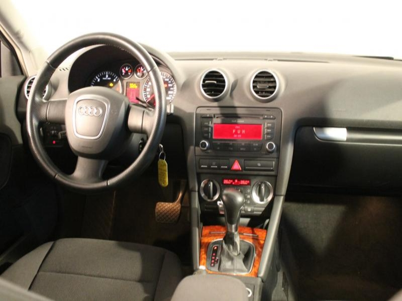 Interieur audi a3 2008 for Audi a3 interieur