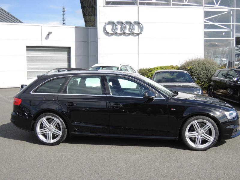 voiture occasion audi a4 avant s line 2 0 tdi 150ch. Black Bedroom Furniture Sets. Home Design Ideas