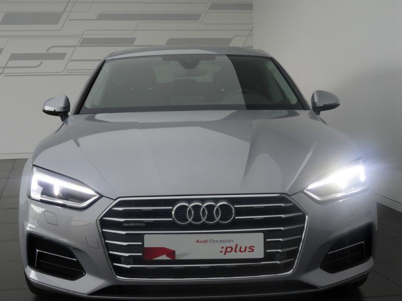 voiture occasion audi a5 2 0 tdi 190ch avus quattro s tronic 7 2017 diesel 28630 nogent le phaye. Black Bedroom Furniture Sets. Home Design Ideas