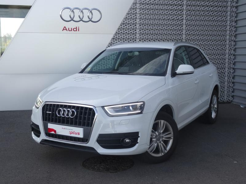 voiture occasion audi q3 2 0 tdi 177ch ambition luxe quattro s tronic 7 2014 diesel 28630 nogent. Black Bedroom Furniture Sets. Home Design Ideas