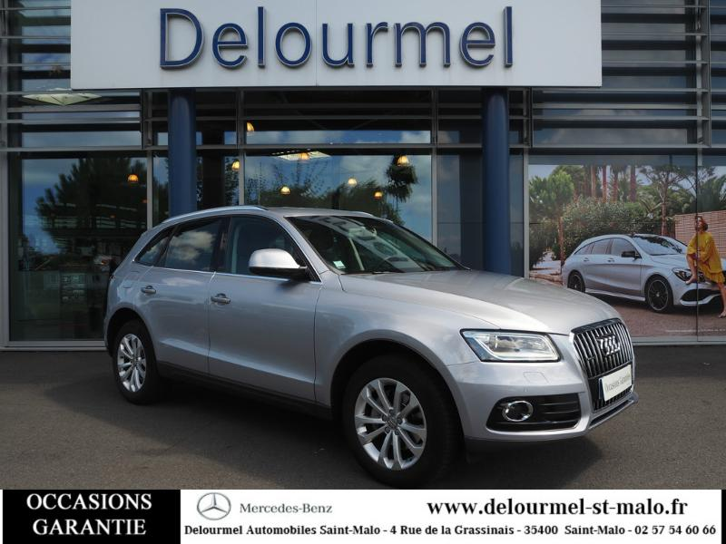 voiture occasion audi q5 2 0 tdi 190ch clean diesel. Black Bedroom Furniture Sets. Home Design Ideas
