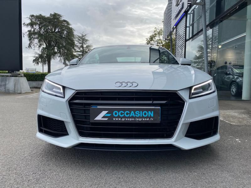 Voiture Occasion Audi TT 1.8 TFSI 180ch S line S tronic 7 ...