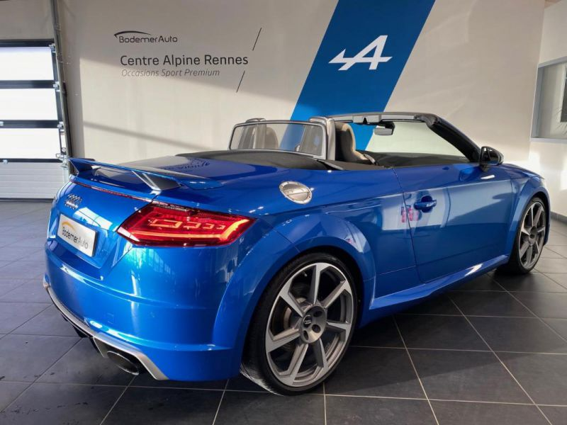 Voiture Occasion Audi TT RS ROADSTER 2.5 TFSI 2016 Essence ...