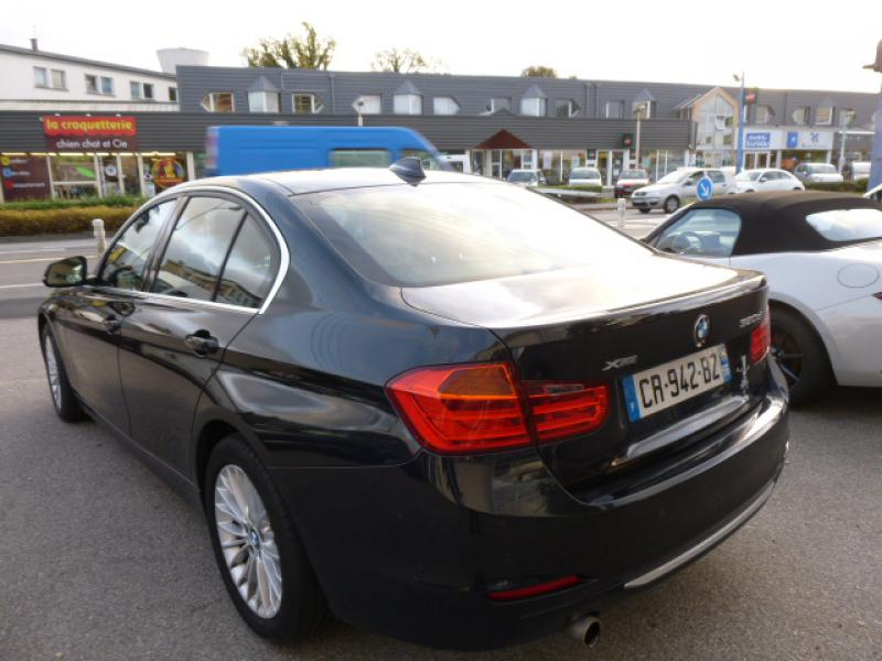 voiture occasion bmw serie 3 320d xdrive 184ch luxury 2013 diesel 56000 vannes morbihan. Black Bedroom Furniture Sets. Home Design Ideas