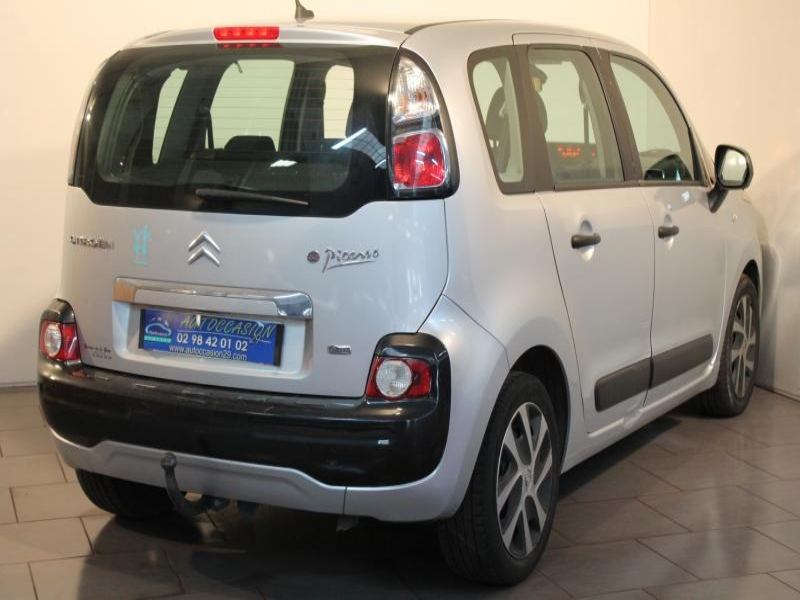 voiture occasion citroen c3 picasso 1 6 hdi 92 confort 2012 diesel 29200 brest finist re. Black Bedroom Furniture Sets. Home Design Ideas