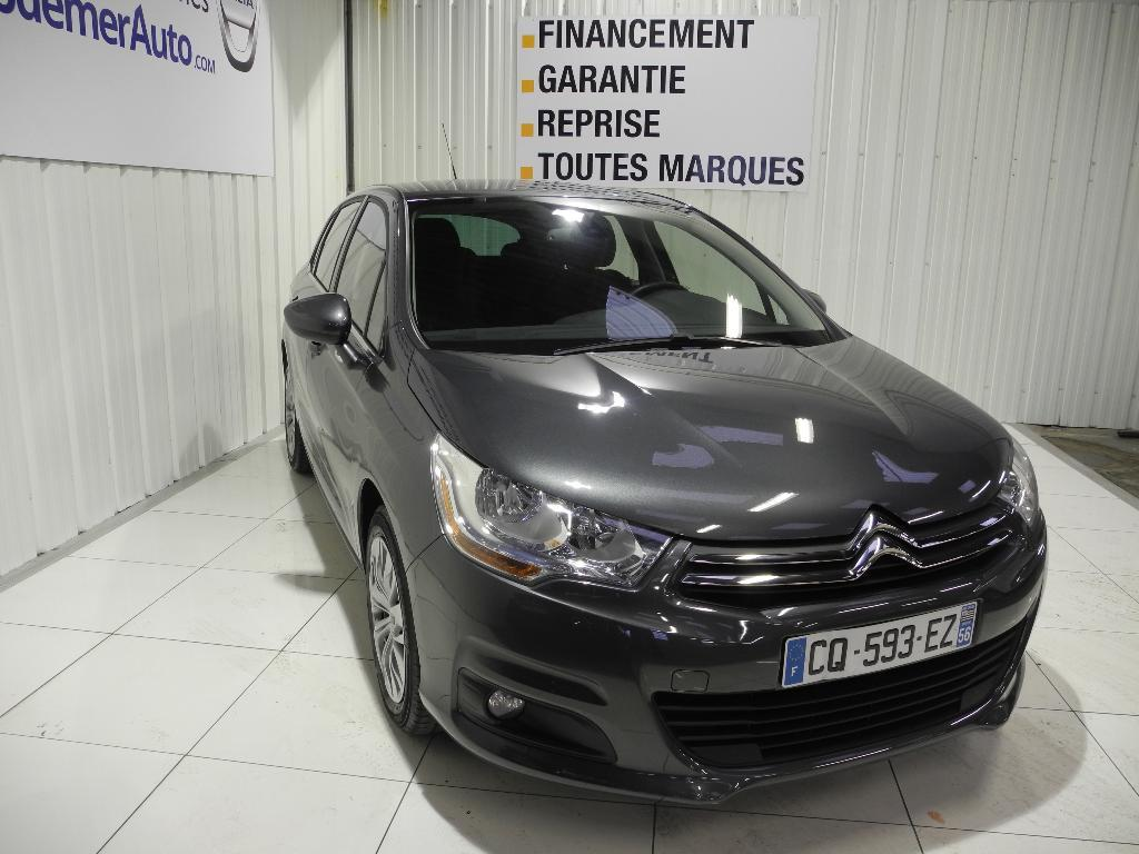 voiture occasion citroen c4 vti 120 confort 2013 essence 56000 vannes morbihan votreautofacile. Black Bedroom Furniture Sets. Home Design Ideas