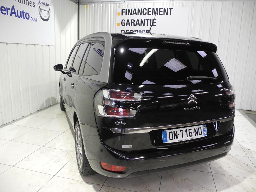 voiture occasion citroen grand c4 picasso e