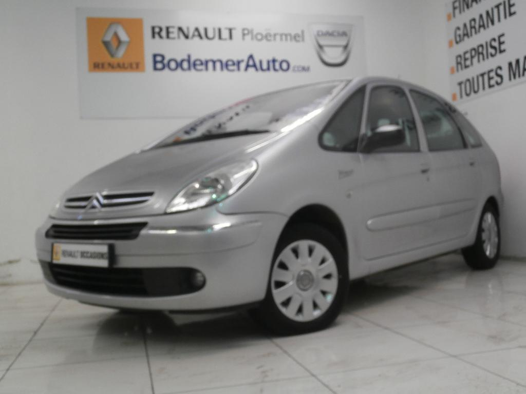 voiture occasion citroen xsara picasso hdi 92 airdream 2008 diesel 56800 plo rmel morbihan. Black Bedroom Furniture Sets. Home Design Ideas