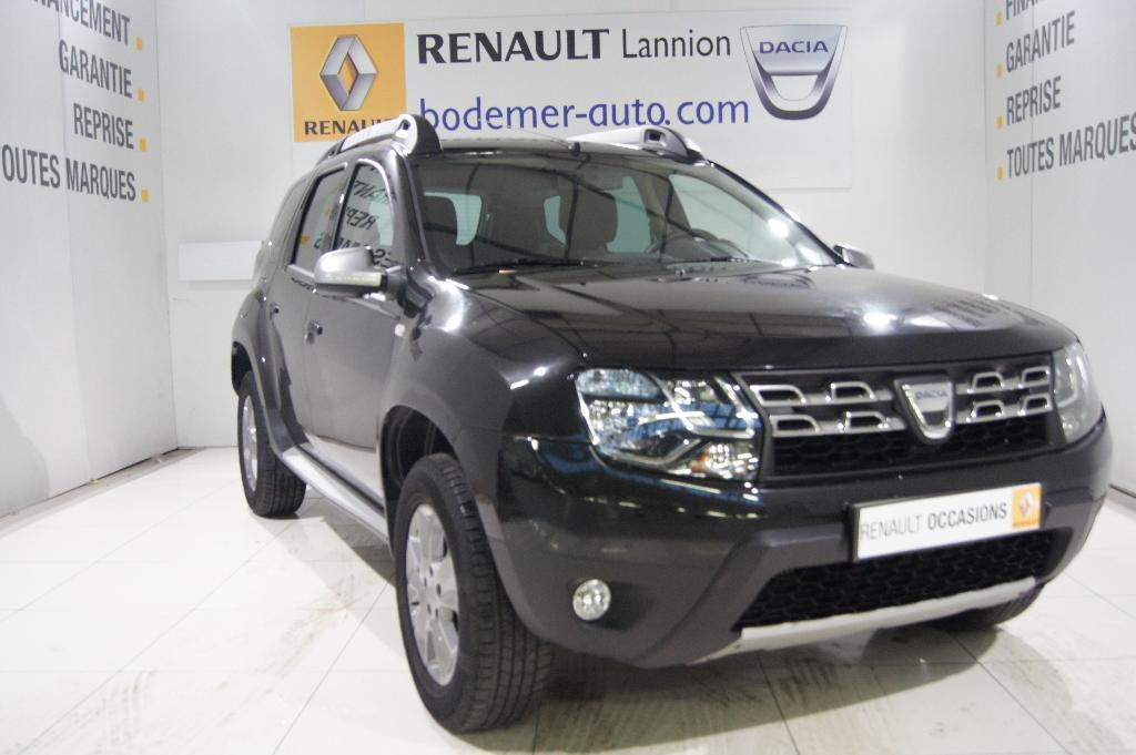 voiture occasion dacia duster 1 5 dci 110 4x2 prestige. Black Bedroom Furniture Sets. Home Design Ideas