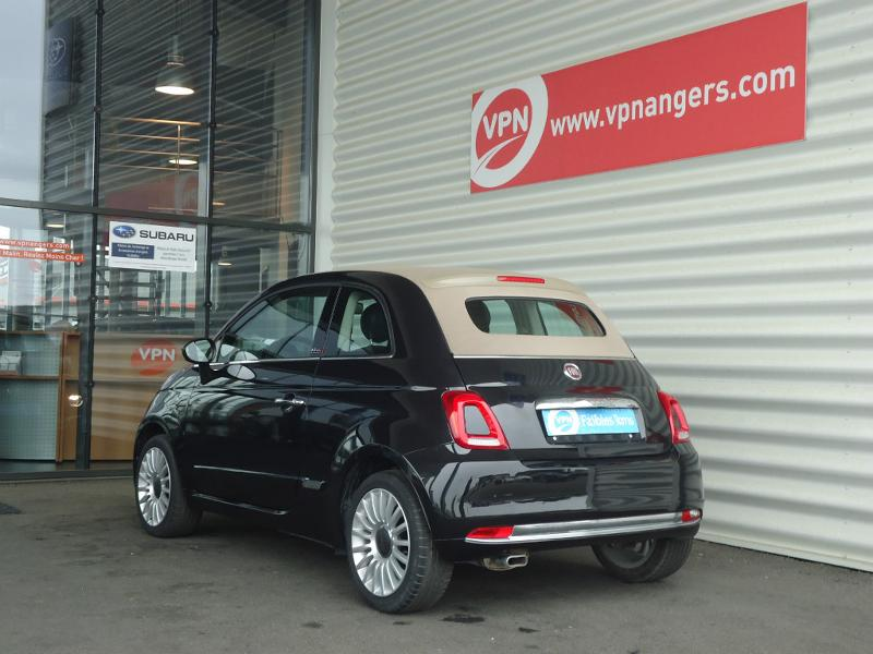 voiture occasion fiat 500 c 1 2 8v 69ch lounge 2016 essence 49070 beaucouz maine et loire. Black Bedroom Furniture Sets. Home Design Ideas
