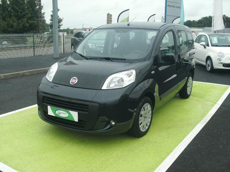 voiture occasion fiat qubo 1 3 mjt 75 dynamic 2013 diesel. Black Bedroom Furniture Sets. Home Design Ideas