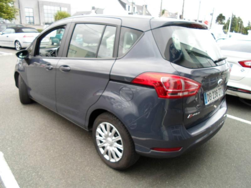 voiture occasion ford b max 1 4 90ch trend 2014 essence 29000 quimper finist re votreautofacile. Black Bedroom Furniture Sets. Home Design Ideas
