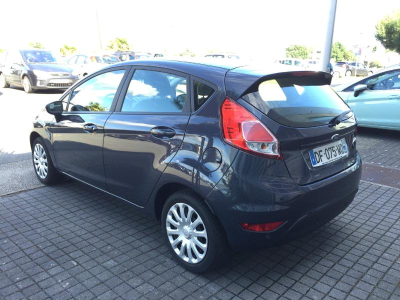 voiture occasion ford fiesta 82ch trend 5p 2014 essence 44600 saint nazaire loire. Black Bedroom Furniture Sets. Home Design Ideas