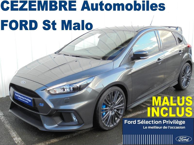 voiture occasion ford focus rs 2 3 ess 350ch 4x4 2016 essence 35400 saint malo ille et vilaine. Black Bedroom Furniture Sets. Home Design Ideas