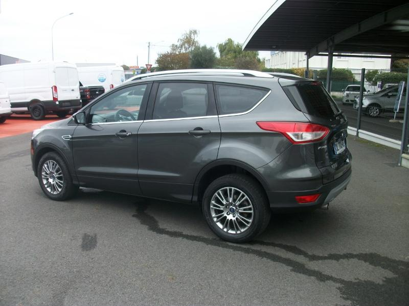 voiture occasion ford kuga 2 0 tdci 115ch fap titanium. Black Bedroom Furniture Sets. Home Design Ideas