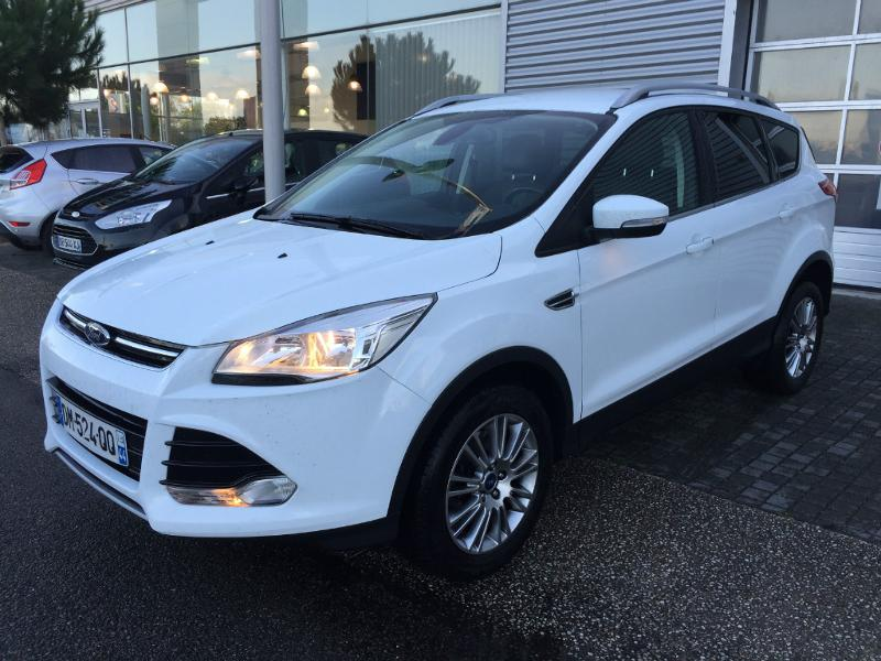 voiture occasion ford kuga 2 0 tdci 115ch fap titanium 2014 diesel 44600 saint nazaire loire. Black Bedroom Furniture Sets. Home Design Ideas