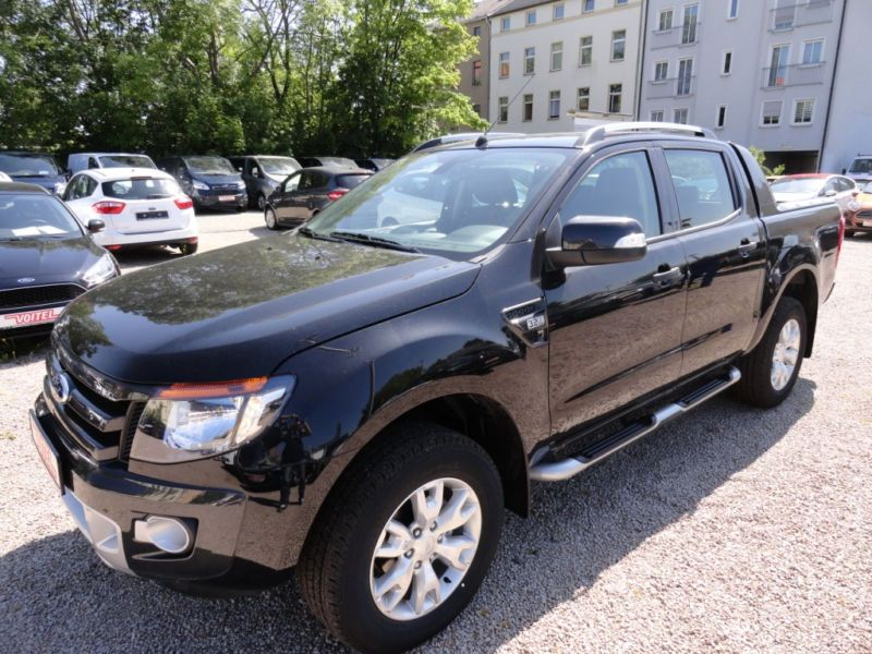 voiture occasion ford ranger 3 2 tdci 200 double cabine wildtrak 4x4 2015 diesel 29000 quimper. Black Bedroom Furniture Sets. Home Design Ideas