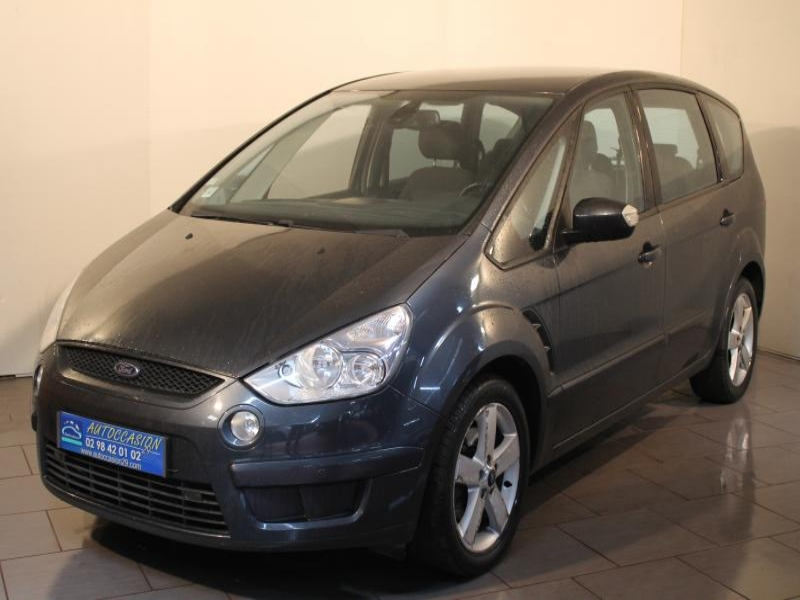 voiture occasion ford s max 1 8 tdci 125 titanium 7p 2008 diesel 29200 brest finist re. Black Bedroom Furniture Sets. Home Design Ideas