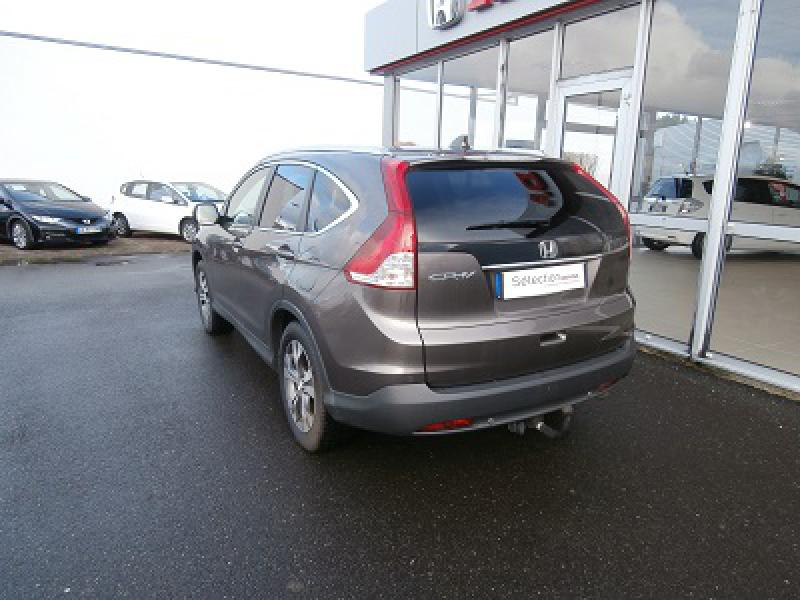 voiture occasion honda cr v exclusive navi 2013 diesel 29200 brest finist re votreautofacile. Black Bedroom Furniture Sets. Home Design Ideas