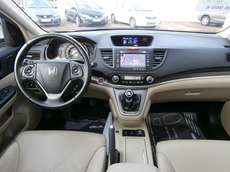 voiture occasion honda cr v exclusive navi 2013 diesel. Black Bedroom Furniture Sets. Home Design Ideas