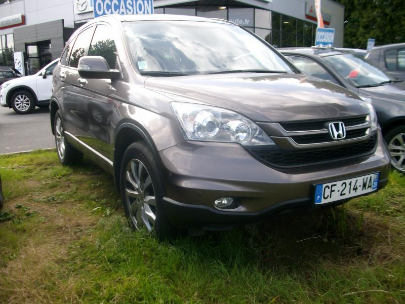 voiture occasion honda cr v ultimate 2 2 2012 diesel 29200 brest finist re votreautofacile. Black Bedroom Furniture Sets. Home Design Ideas