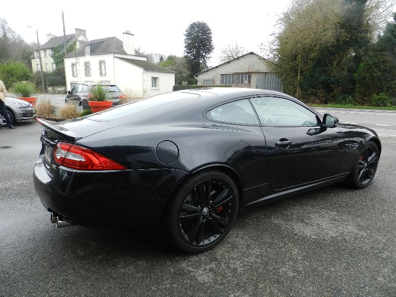 voiture occasion jaguar xk 5 0 v8 suralimente 2012 essence 29000 quimper finist re votreautofacile. Black Bedroom Furniture Sets. Home Design Ideas