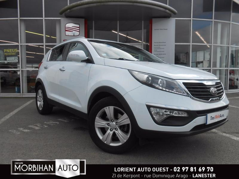 voiture occasion kia sportage 1 6 gdi 135 active isg 2013 essence 56880 ploeren morbihan. Black Bedroom Furniture Sets. Home Design Ideas