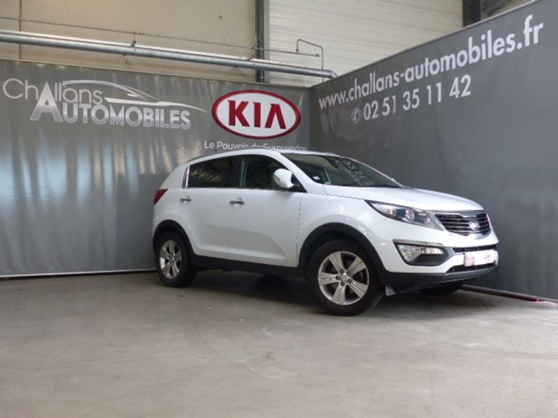 voiture occasion kia sportage 1 7 crdi 115 active smartdrive 2013 diesel 85300 challans vend e. Black Bedroom Furniture Sets. Home Design Ideas
