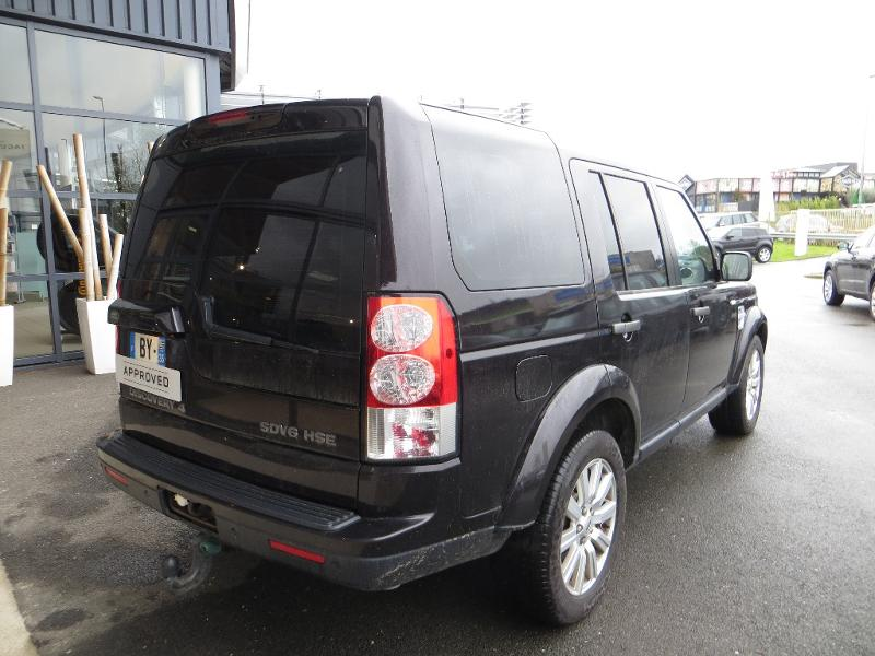voiture occasion land rover discovery 3 0 sdv6 180kw hse mark iii 2011 diesel 35510 cesson. Black Bedroom Furniture Sets. Home Design Ideas