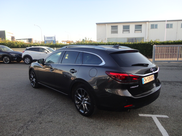 voiture occasion mazda 6 fw 2 2 175cv bva s lection 2015
