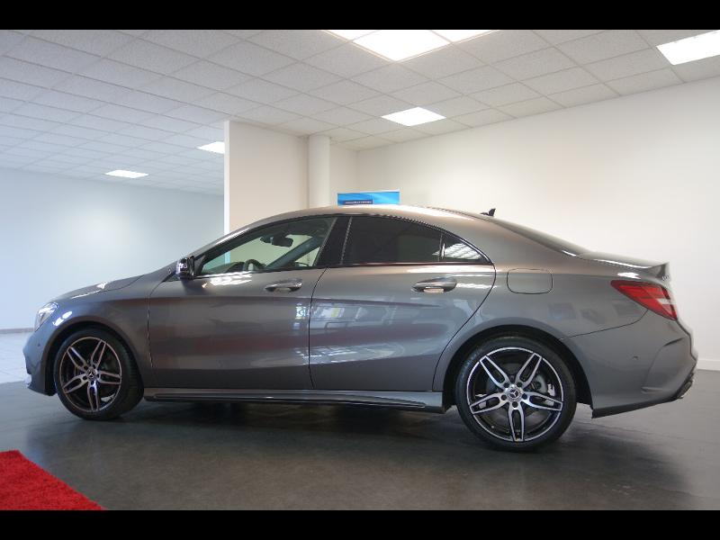 Voiture Occasion Mercedes Classe Cla 200 Fascination 7g