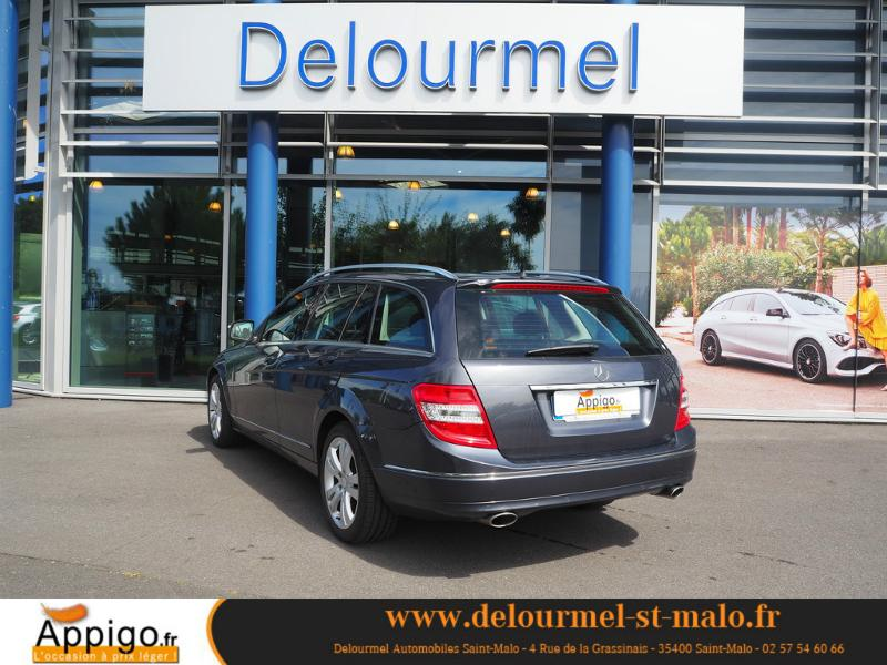 voiture occasion mercedes classe c break 320 cdi avantgarde 4 matic 7g tronic 2008 diesel 35400. Black Bedroom Furniture Sets. Home Design Ideas