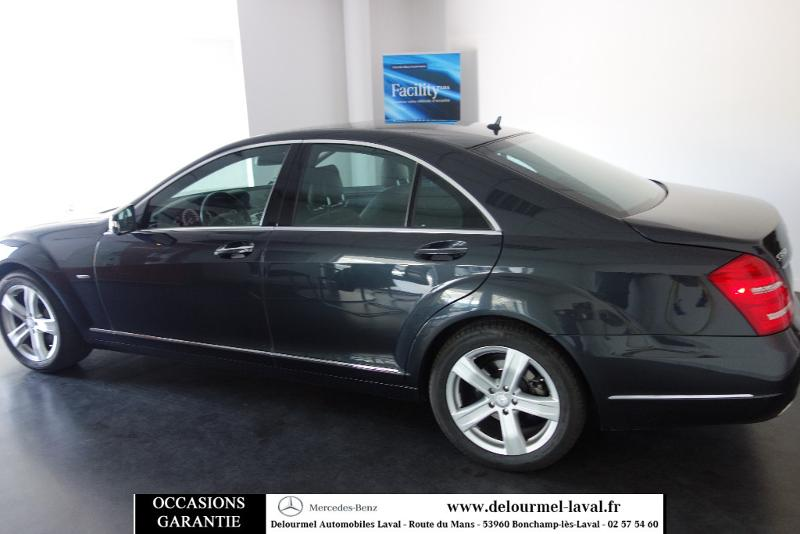 voiture occasion mercedes classe s 350 bluetec 2012 diesel 53960 bonchamp l s laval mayenne. Black Bedroom Furniture Sets. Home Design Ideas